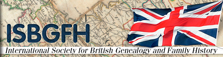 International Society for British Genealogy and Family History